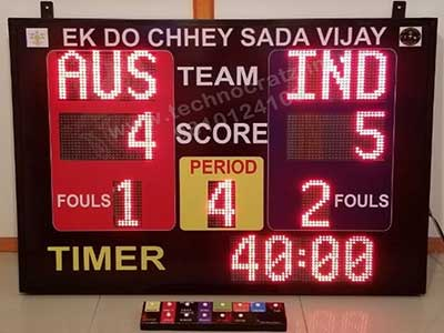 Led-Basketball-Scoreboard