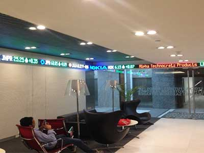 Led-Stock-Market-Ticker