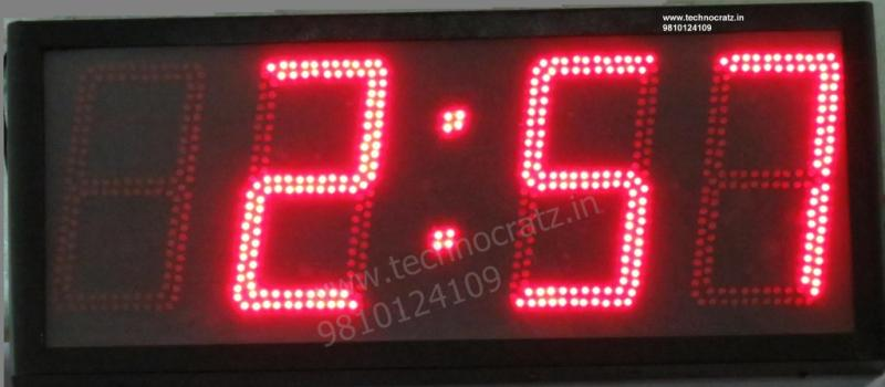 LED Clock, LED Time and Temperature display, FND clock, LED GPS Clock, LAN clock