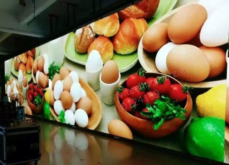 LED Video wall indoor, LED video wall for rental, LED P1.9 video wall New Delhi