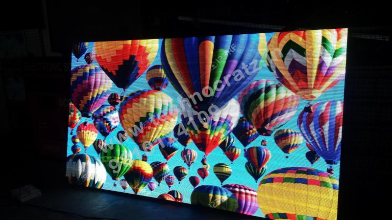 LED Videowall manufacturer in india, LED screens, LED Video vans, LED video wall
