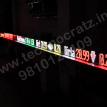 LED stock market ticker BSE, LED stock exchange ticker manufacturer Delhi India