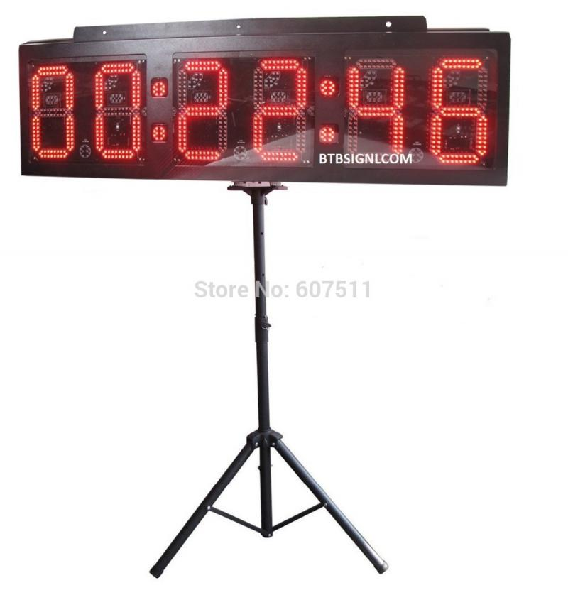 LED Scoreboards, LED stop watch, LED timers, LED game clock